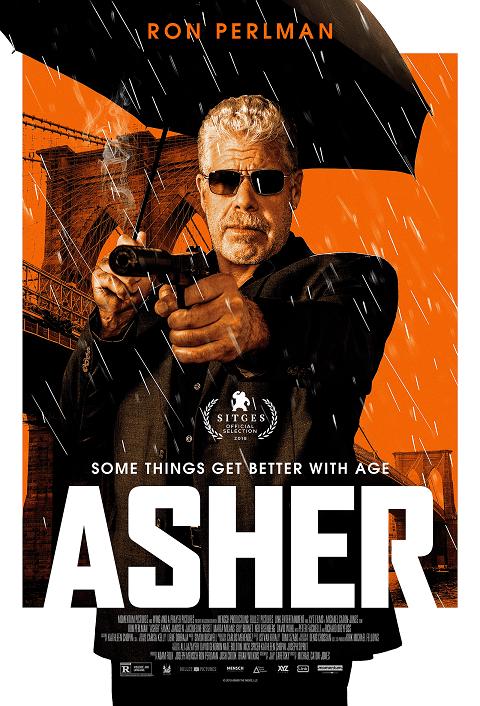 Asher (2018) แอชเชอร์ ล่าหยุดโลก