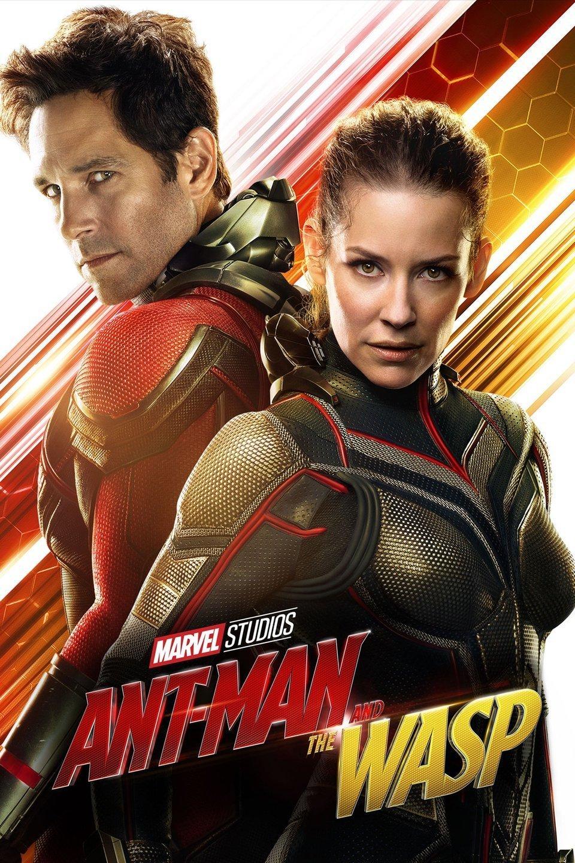 Ant-Man 2 (2018) แอนท์-แมน 2 และ เดอะ วอสพ์