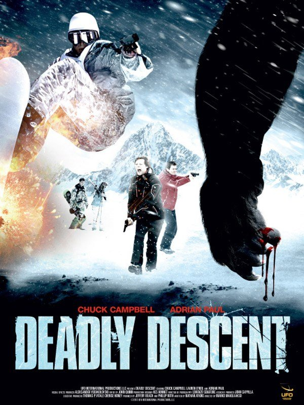 Deadly Descent (2013) อสูรโหดมนุษย์หิมะ