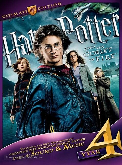 Harry Potter 4 and the Goblet of Fire (2005) แฮร์รี่ พอตเตอร์กับถ้วยอัคนี ภาค 4
