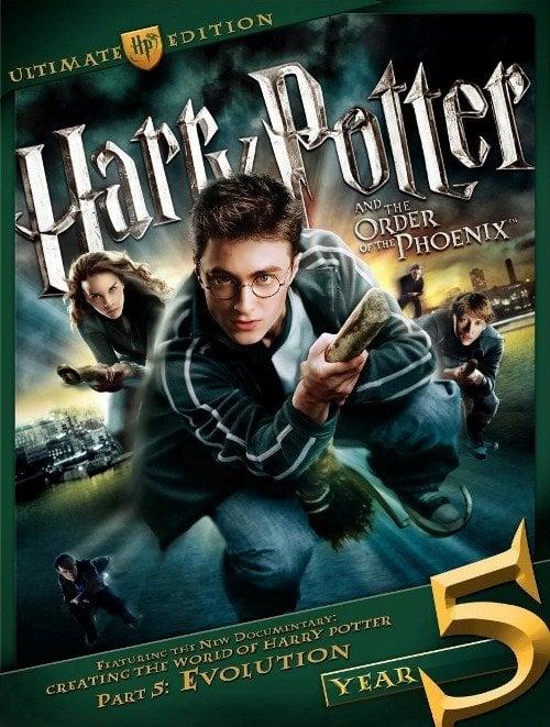 Harry Potter 5 and the Order of the Phoenix (2007) แฮร์รี่ พอตเตอร์กับภาคีนกฟีนิกซ์ ภาค 5