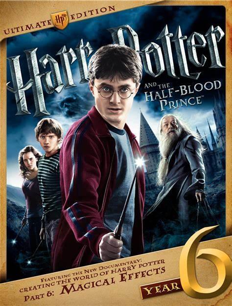 Harry Potter 6 and the Half-Blood Prince (2009) แฮร์รี่ พอตเตอร์กับเจ้าชายเลือดผสม ภาค 6