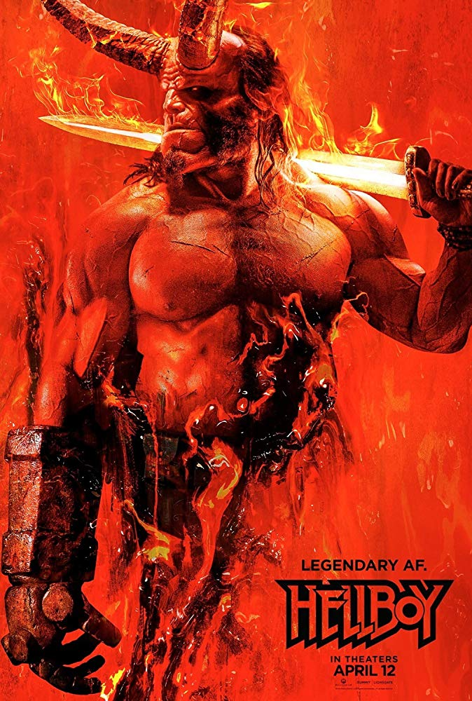 Hellboy (2019) เฮลล์บอย 3