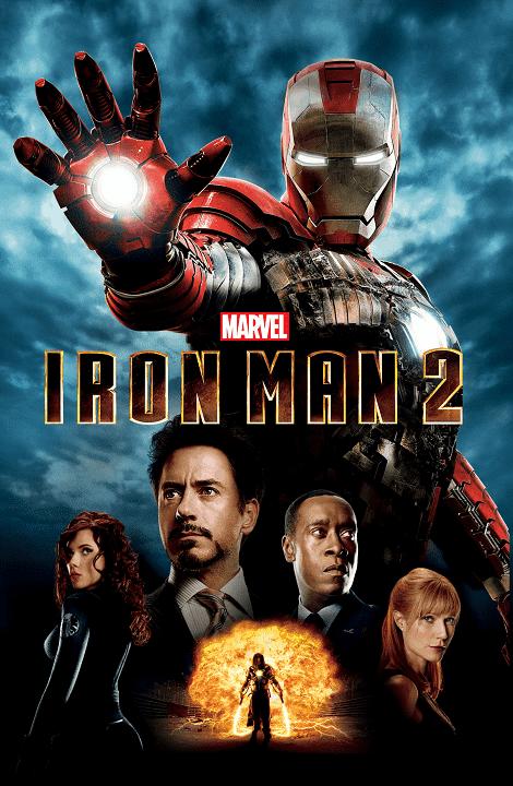 Iron Man 2 (2010) มหาประลัยคนเกราะเหล็ก 2