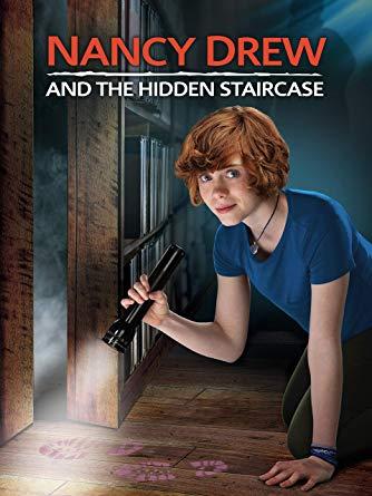 Nancy Drew and the Hidden Staircase (2019) แนนซี่ ดรูว์ กับบันไดที่ซ่อนอยู่