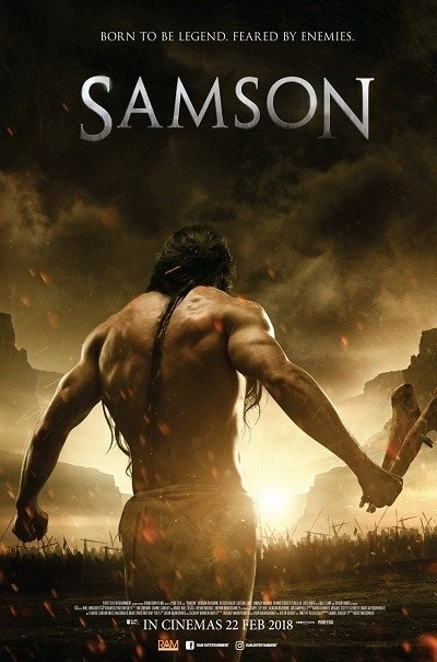 Samson (2019) แซมซั่น โคตรคนจอมพลัง