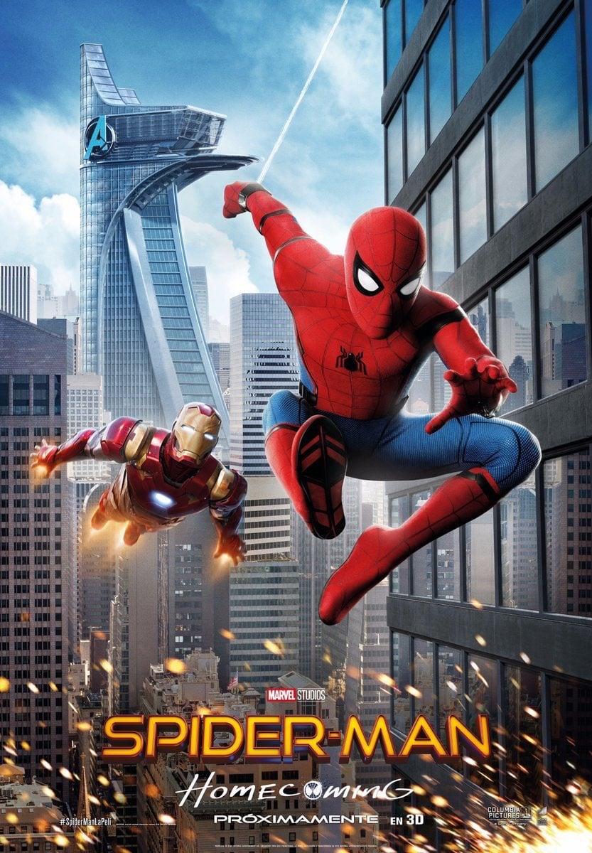Spider-Man: Homecoming (2017) สไปเดอร์แมน: โฮมคัมมิ่ง