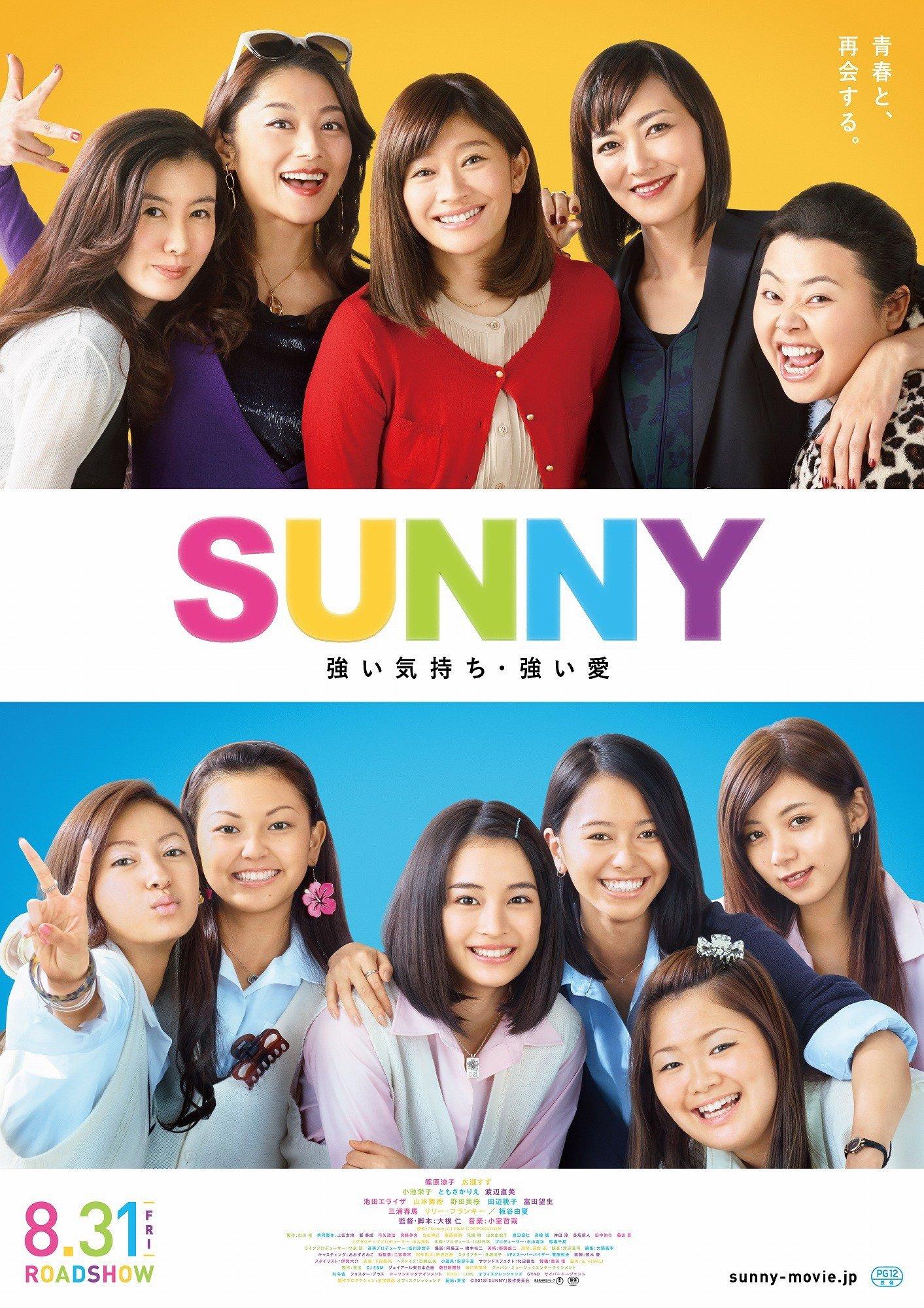 Sunny Our Hearts Beat Together (2018) วันนั้น วันนี้ เพื่อนกันตลอดไป
