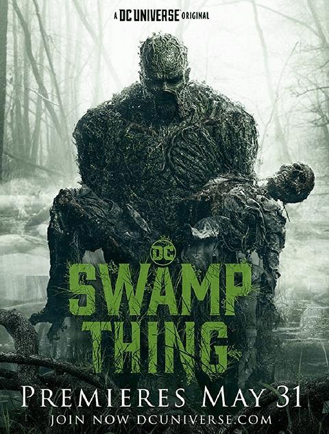 Swamp Thing (2019) อสูรหนองน้ำ Season 1 Ep.1-Ep.10