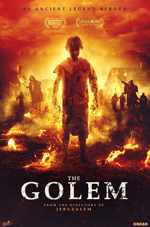 The Golem (2018) อมนุษย์พิทักษ์หมู่บ้าน