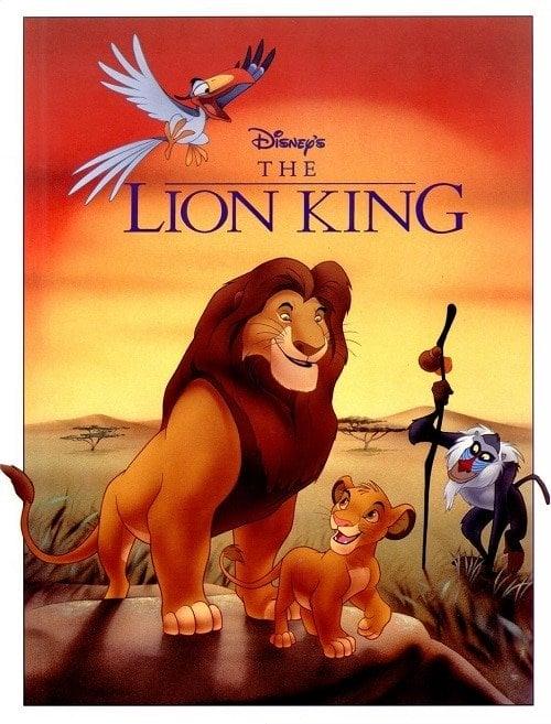 The Lion King (1994) เดอะไลอ้อนคิง 1