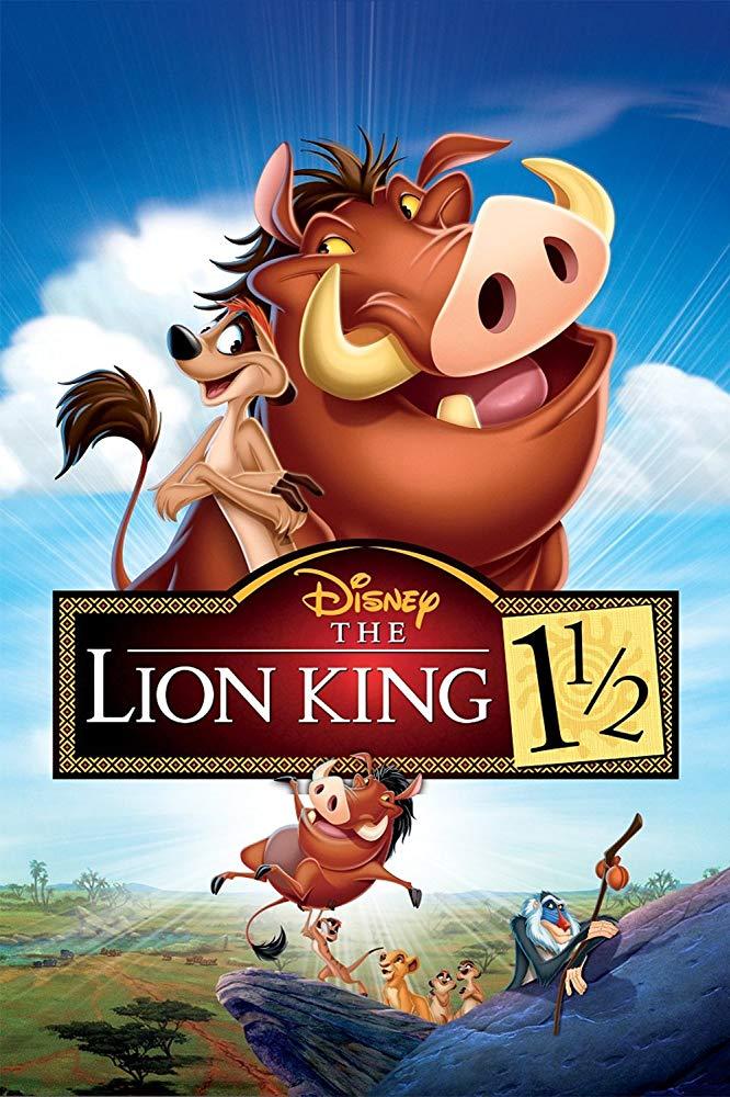 The Lion King 3 (2004) เดอะ ไลอ้อนคิง 3