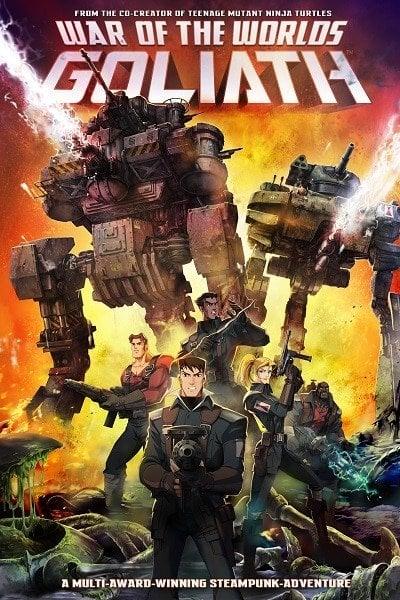 War of the Worlds Goliath (2012) สงครามแห่งโลกโกลิอัท