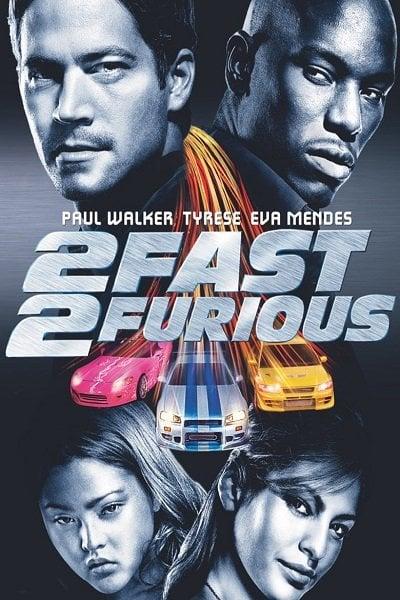 Fast 2 Fast 2 Furious (2003) เร็วคูณ 2 ดับเบิ้ลแรงท้านรก