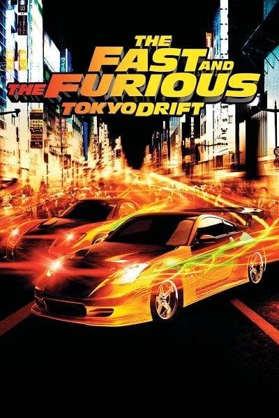 Fast 3 The Fast and the Furious: Tokyo Drift (2006) เร็ว..แรงทะลุนรก ซิ่งแหกพิกัดโตเกียว