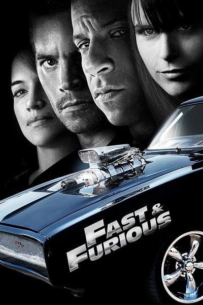 Fast 4 Fast And Furious (2009) เร็ว..แรงทะลุนรก 4: ยกทีมซิ่ง แรงทะลุไมล์
