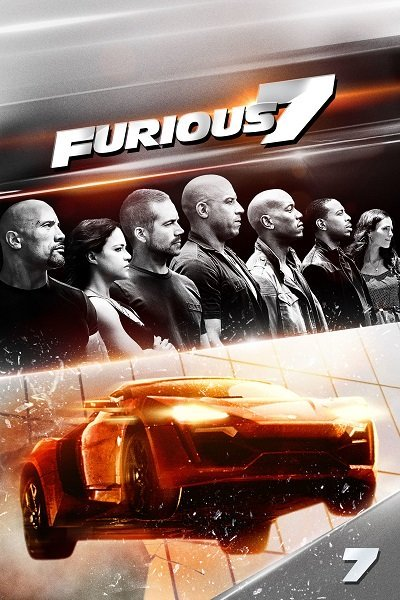 Fast 7 Furious Seven (2015) เร็ว..แรงทะลุนรก 7
