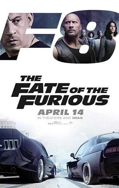 Fast 8 Fast And Furious 8 (2017) เร็ว..แรงทะลุนรก 8