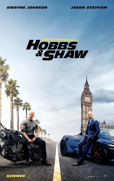 Fast and Furious Presents Hobbs and Shaw (2019) เร็ว…แรงทะลุนรก ฮ็อบส์ & ชอว์
