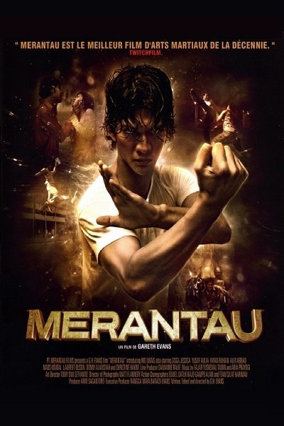 Merantau (2009) เดินออกไป