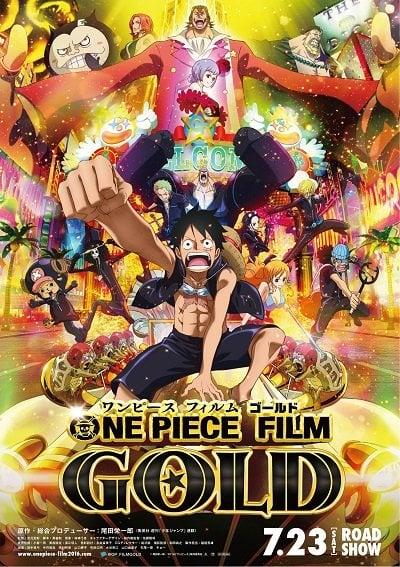 One Piece Film: Gold (2016) วัน พีช ฟิล์ม โกลด์