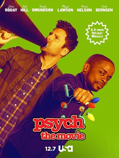 Psych: The Movie (2017) (บรรยายไทย)