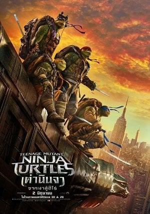 Teenage Mutant Ninja Turtles: Out of the Shadows (2016) เต่านินจา 2 จากเงาสู่ฮีโร่
