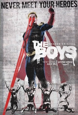 The Boys (TV Series 2019– ) Season 1 Ep.1-Ep.8