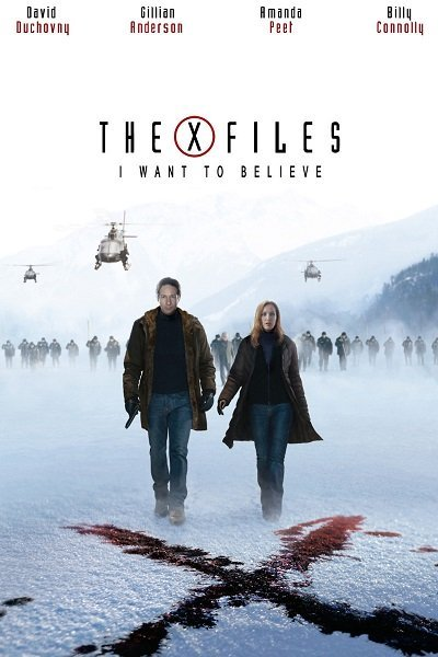 The X Files: I Want to Believe (2008) ดิ เอ็กซ์ ไฟล์ ความจริงที่ต้องเชื่อ