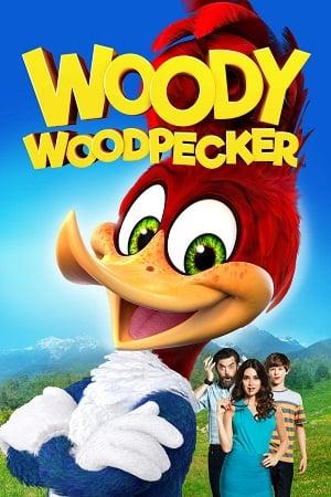 Woody Woodpecker (2017) วูดี้ เจ้านกหัวขวานจอมซ่า