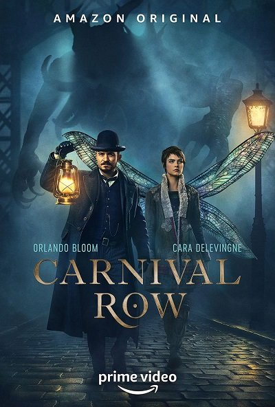 Carnival Row Season 1 (2019) Episode 1-8 Amazon Prime (ซับไทย จบ)