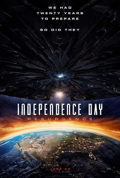 Independence Day: Resurgence (2016) สงครามใหม่วันบดโลก