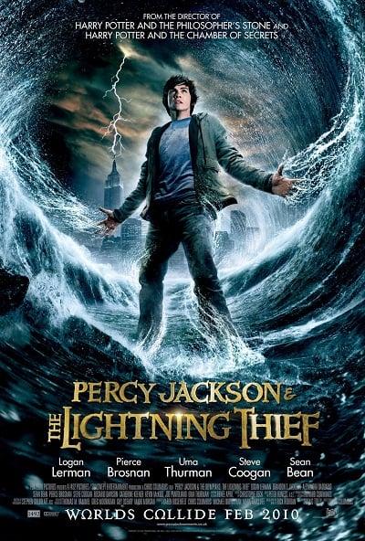 Percy Jackson 1 & the Olympians: The Lightning Thief (2010) เพอร์ซีย์ แจ็กสัน กับสายฟ้าที่หายไป