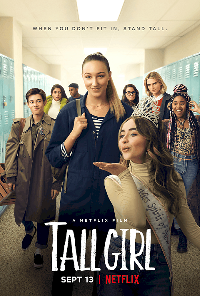 Tall Girl | Netflix (2019) รักยุ่งของสาวโย่ง