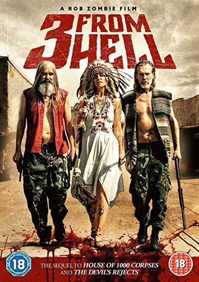 3 from Hell (2019) 3 คนผู้มาจากนรก