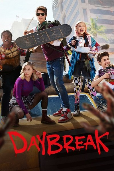 Daybreak Netflix (2019) โลกถล่ม รัก (ไม่) ทลาย Season 1 พากย์ไทย Full HD (Ep.1-10จบ)