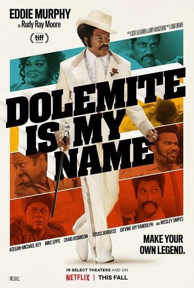 Dolemite Is My Name | Netflix (2019) โดเลอไมต์ ชื่อนี้ต้องจดจำ