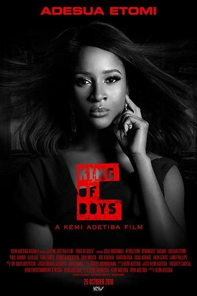 King of Boys | Netflix (2018) ราชินีบัลลังก์เหล็ก