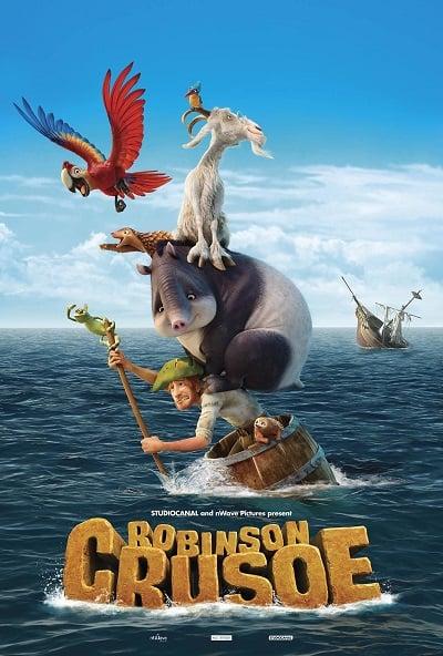 Robinson Crusoe (2016) โรบินสัน ครูโซ ผจญภัยเกาะมหาสนุก