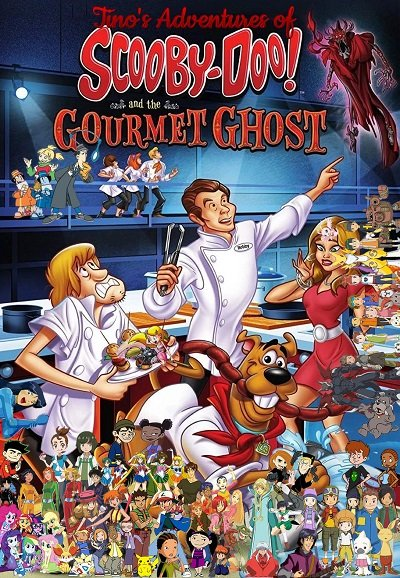 Scooby-Doo! and the Gourmet Ghost (2018) สคูบี้ดู และ หัวป่าก์ ผี