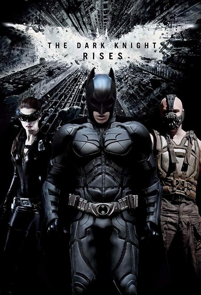 Batman The Dark Knight Rises (2012) แบทแมน อัศวินรัตติกาลผงาด