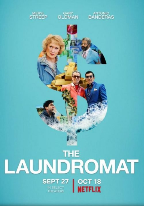 The Laundromat | Netflix (2019) ซัก หลบ กลบ ฟอก