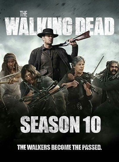 The Walking Dead Season 10 พากย์ไทย Full HD Ep.1-9