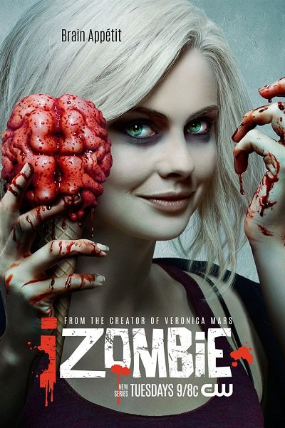 iZombie Season 1 สืบ กลืน สมอง ปี 1 พากย์ไทย Full HD (Ep.1-13จบ)