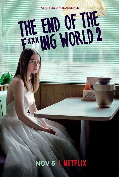 The End of the F***ing World Season2 พากย์ไทย Netflix Full HD (Ep.1-8 จบ)