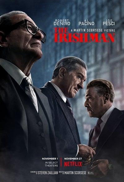 The Irishman   Netflix (2019) คนใหญ่ไอริช