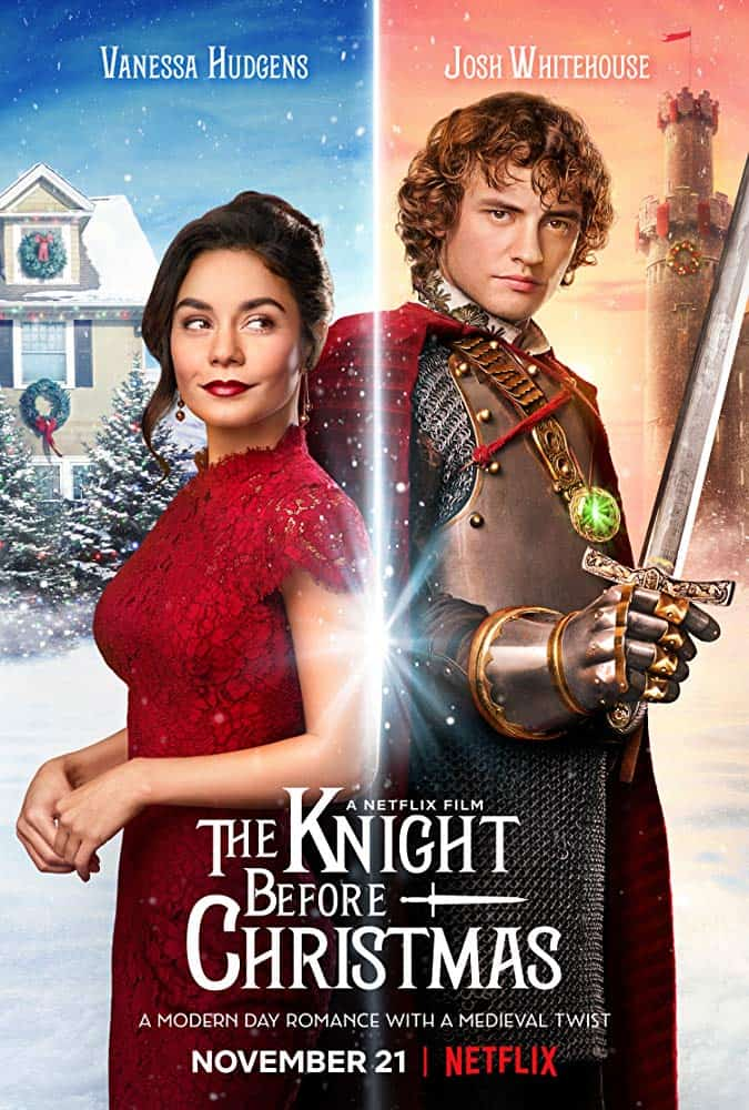 The Knight Before Christmas   Netflix (2019) อัศวินก่อนวันคริสต์มาส