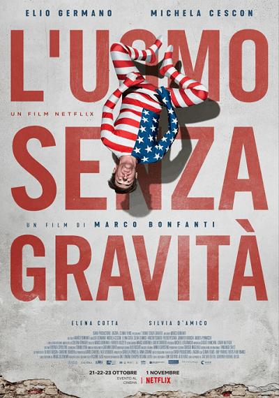 The Man Without Gravity | Netflix (2019) ชายผู้ไร้แรงโน้มถ่วง