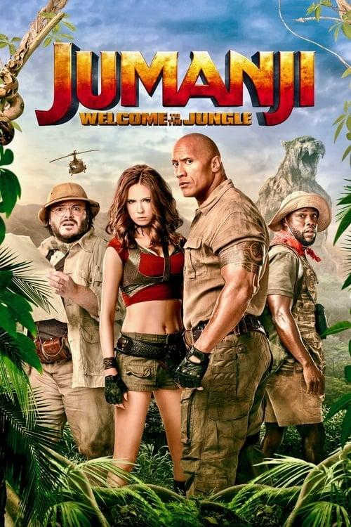 Jumanji: Welcome to the Jungle (2017) เกมดูดโลก บุกป่ามหัศจรรย์
