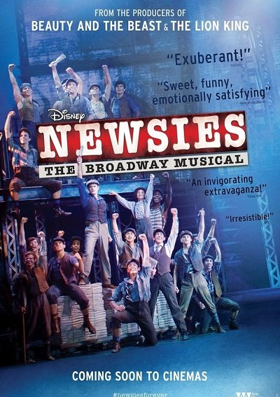 Disney's Newsies: The Broadway Musical! (2017)